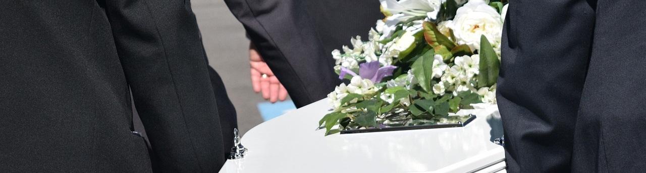 Begravelse Bisættelse
