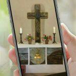 Billede fra en kirkegænger